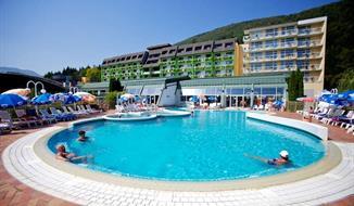 Hotel Vesna- 3 dny relaxace v termálech
