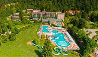 Hotel Vesna- 4 dny relaxace v termálech