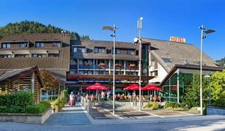 hotel Cerkno - lyžování, 2. dosp. osoba za polovic - 3 noci