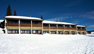Hotel Brinje - ski balíček 4 noci s polopenzí