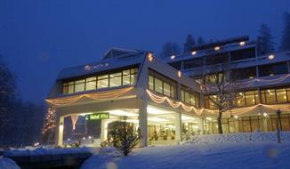 Hotel Vita - WELLNESS HOTEL - 3 noci v termálech