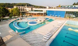 Hotel Bioterme - víkend v termálech od zimy do léta