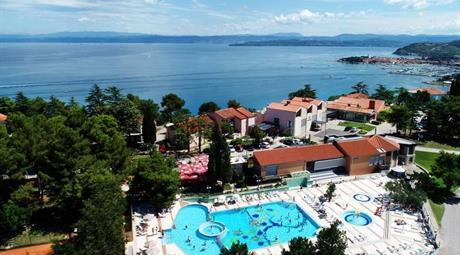 Hotelresort Belvedere - Izola - 6 nocí, příjezd denně
