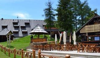Hotel Krvavec - turistický balíček, 2 noci