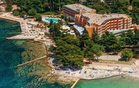 Hotel Sol Umag for Plava Laguna - 3 noci