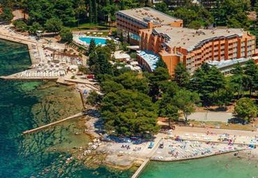 Hotel Sol Umag for Plava Laguna - 5 nocí