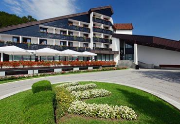 hotel Breza - víkend v termálech, 2 noci