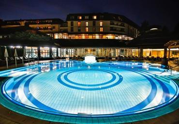 Hotel Vitarium - 3 dny v termálech