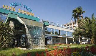 Aquapark hotel Žusterna - velikonoce 2020