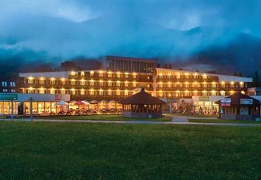 Ramada Resort - wellness pobyt v Julských Alpách na 2 noci