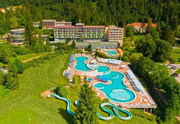 Hotel Vesna - 3 dny relaxace v termálech