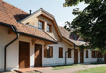 Apartmány Prekmurska Vas - víkendový pobyt, bazény v ceně