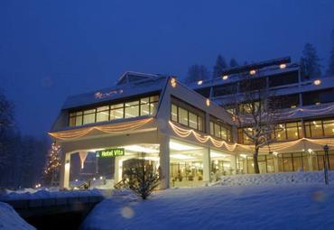 Depandance hotel Park - krátký odpočinek v termálech - 2 noci