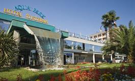 Aquapark hotel Žusterna - 7 nocí