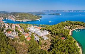Adriatiq hotel Hvar - POLOPENZE, 4 noci
