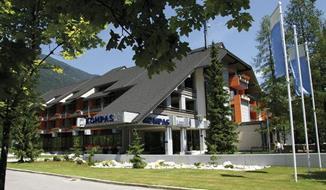 Hotel Kompas - 3 noci, ski balíček