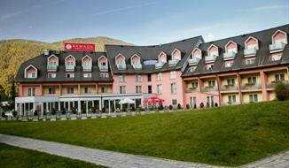 Ramada hotel & suite - 3 noci, ski balíček