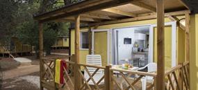 Fažana - kemp Pineta -mobile home Adriatic - 4 noci