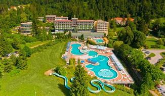 Hotel Vesna - 4 dny relaxace v termálech