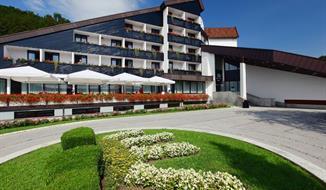 hotel Breza - 3 noci v termálech