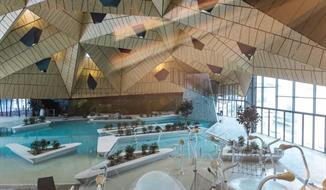 Wellness hotel Sotelia - 2 noci v termálech od neděle do pátku