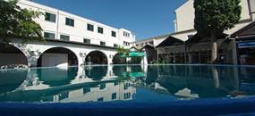 hotel Borovnik - 4 noci u moře