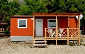 kemp Perna - mobilní domky Adriatic - 3 noci
