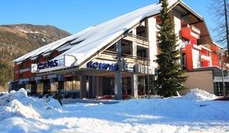 Hotel Kompas - Vánoce v Julských Alpách