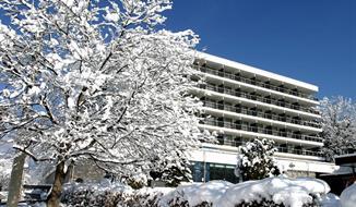 Rikli Balance hotels - 3 dny na Bledu s lyžováním a koupáním