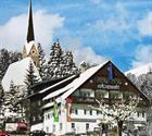 Gosau, Gasthof Kirchenwirt - zima - akce 4=3