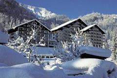Bad Goisern, Alpenhotel Dachstein*** s bazénem, zima