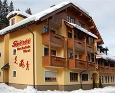 Annaberg,  Sporthotel Dachstein West***- zima ***
