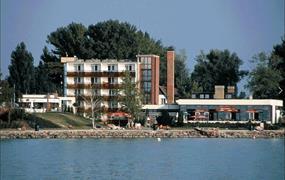 Balaton, Siofók - hotel Móló