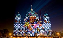 Berlín - Festival světel-jedinečná kulturní událost