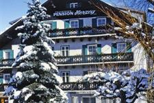 Zell am See, Pension Herzog** - zima