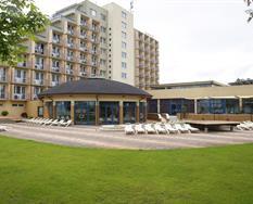 Balaton, Siófok - hotel Panorama**** s bazénem ****