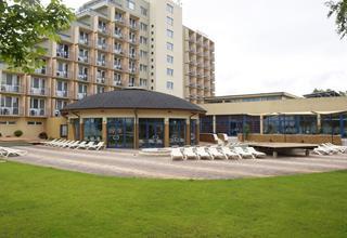 Balaton, Siófok - hotel Panorama**** s bazénem