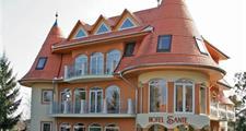 Hevíz -  hotel Sante