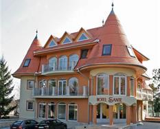 Hevíz -  hotel Sante ***