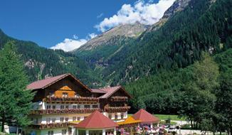 Flattach, Alpenhotel Badmeister*** - léto, Korutanská karta v ceně