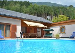 Flattach, Apartmány Angermaier - léto