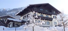 Kaprun, Pension Bergblick***, zima