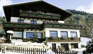 Kaprun, Pension Austria***, zima
