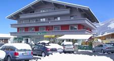 Zell am See Schüttdorf, zima - apartmány Sigl