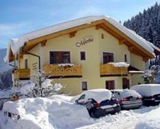 Zell am See Landhotel Martha, zima ***