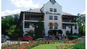 Eger - hotel Flora***