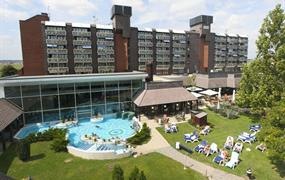 Bükfürdö, hotel Danubius**** all inclusive-speciální nabídka 4=3
