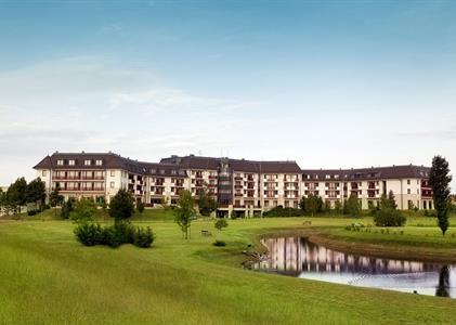 Bükfürdö, hotel Greenfield Golf Spa***** all inclusive