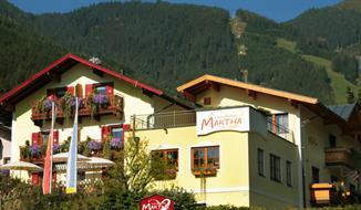 Zell am See, Landhotel Martha*** - léto