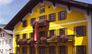 Zell am See, hotel Lebzelter *** - léto